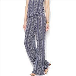 🏆Tart Fortaleza Chevron Striped Jumpsuit Size XS